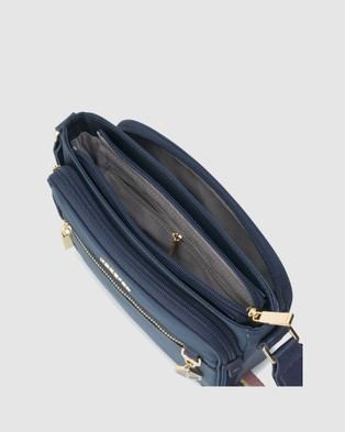 Hedgren Magical Crossbody - Handbags (Mood Indigo)