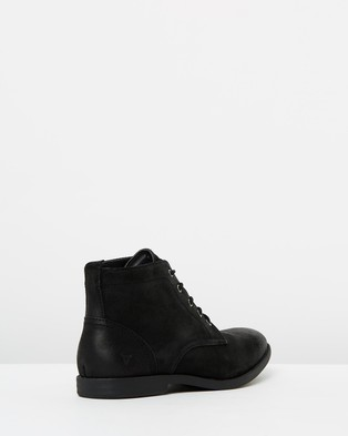 Windsor Smith Keaton - Boots (Black Suede)