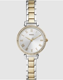 Fossil - Kinsey Two Tone Analogue Watch