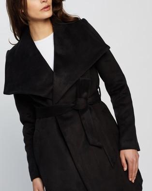 Mossman The Everlasting Coat - Coats & Jackets (Black)