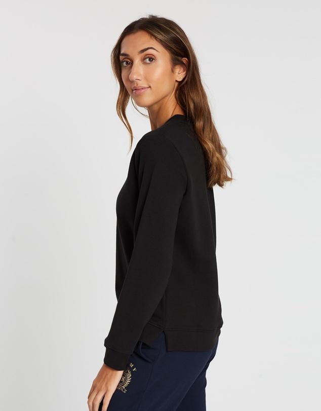 Women Heritage Crew Neck Sweatshirt