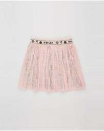 Scotch R'belle - Tulle Skirt with Printed Lining - Kids