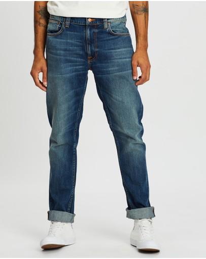Nudie Jeans Lean Dean Indigo Shades