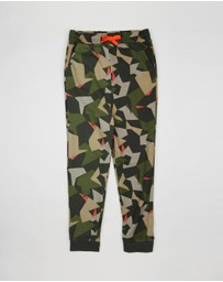 Outfit Kids - Camo Print Joggers - Teens
