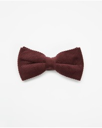 Scotch & Soda - Corduroy Bow-Tie