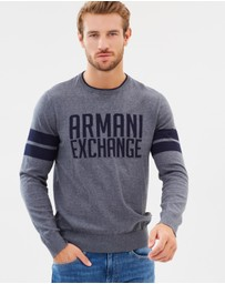 Armani Exchange - Crew Knit
