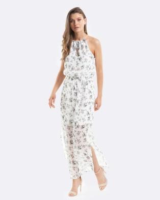 Amelius – Sweet Romance Maxi Dress – Printed Dresses Multi