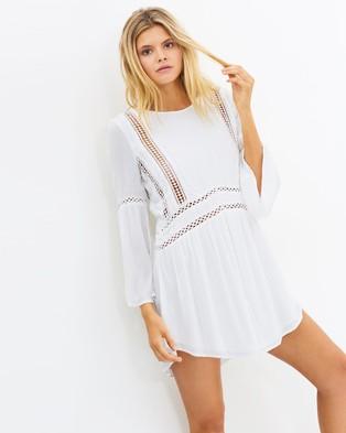 Amuse Society – Kensington Dress White