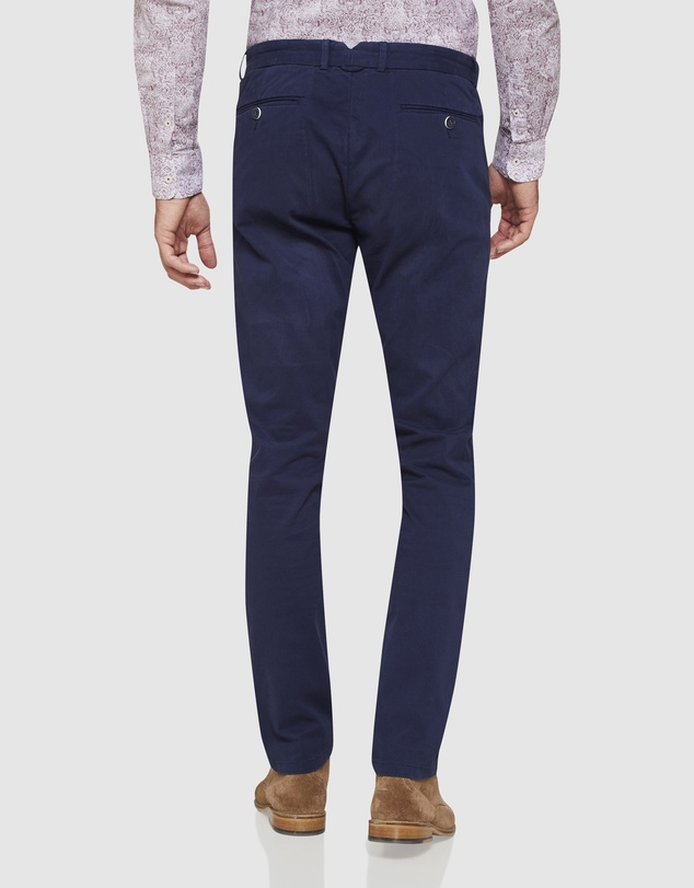 Oxford - Luka Stretch Casual Pants