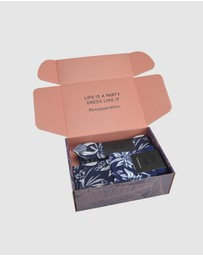 Peggy and Finn - Natives Tie Gift Box