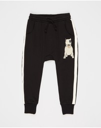 Rock Your Kid - ICONIC EXCLUSIVE - Bull Terrier Sweatpants - Kids