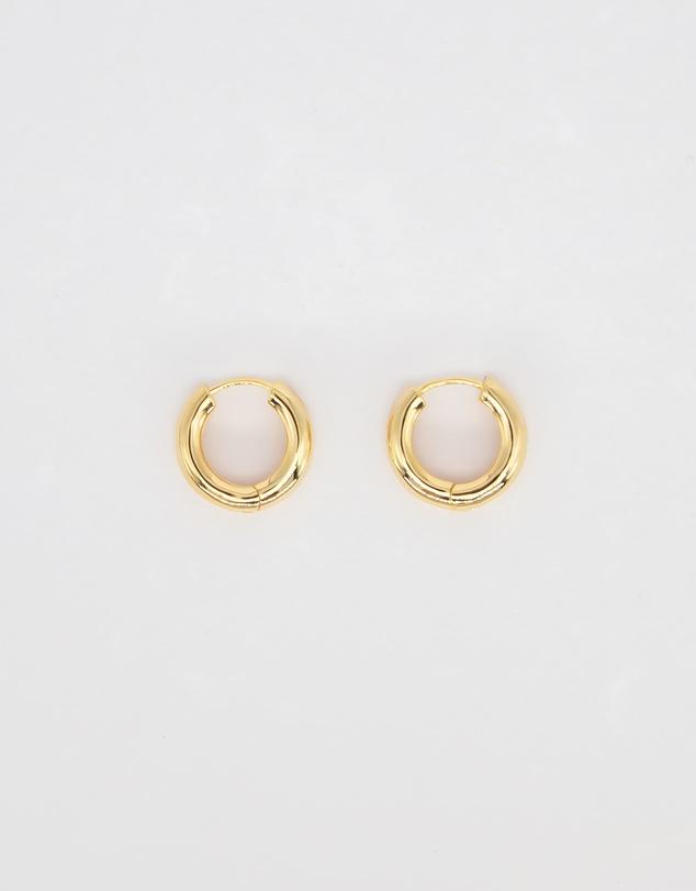 Women 925 Everyday Mini Hoop Earrings
