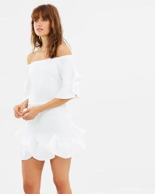 Maurie & Eve – Jagger Dress White