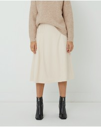 FRIEND of AUDREY - Pernille A-line Skirt