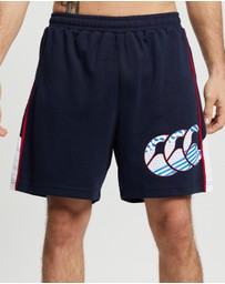 Canterbury - Retro Shorts 7 Inch