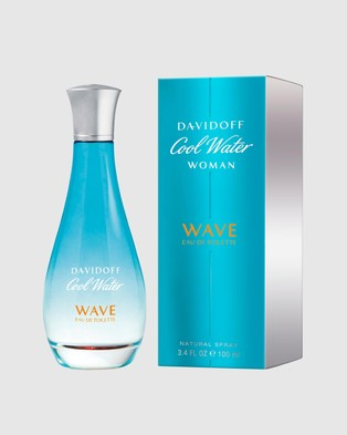 Davidoff - Cool Water Women Wave Eau de Toilette 100 ml Beauty (N/A)