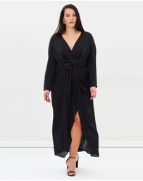 Missguided Curve - Wrap Dress