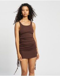 Lioness - Military Minds Tank Dress