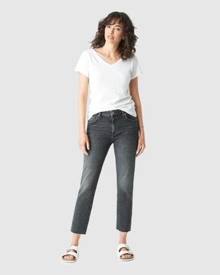 Mavi Viola Jeans - Slim (Smoked Brushed Denim)