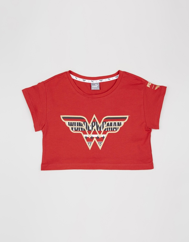 Puma - Wonder Woman Tee - Kids