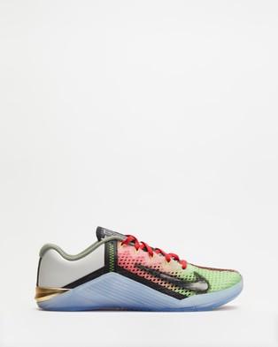 Nike Nike Metcon 6 X   Men's - Training (Volt, Black, Hyper Punch, Game Royal & Univ Red Volt)
