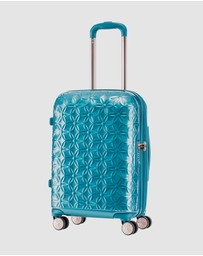 Samsonite - Theoni Expandable 55cm Spinner Case