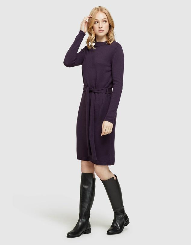 Women Yoko Knitted Dress