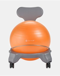 Gaiam - Wellness Kids Balance Ball Chair