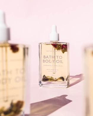 Salt by Hendrix Bath To Body Oil - Beauty (Yellow)