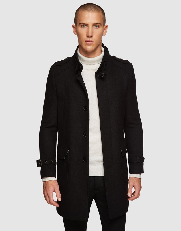 Oxford - Roger Twill Overcoat