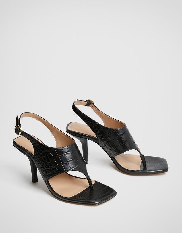 Women Ines Textured Heel