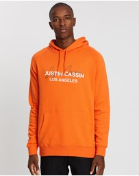 Justin Cassin - Los Angeles Pullover Hoodie