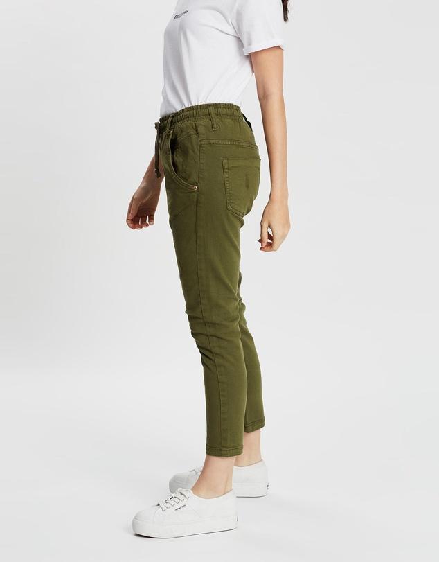 Women Active Jeans